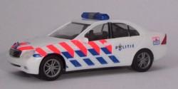 Mercedes Benz C-Klasse Polizei Niederlande