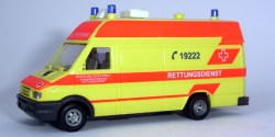 Iveco Daily DRK RTW Karlsruhe