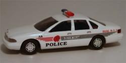 Chevrolet Caprice Rosemont Police