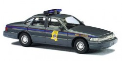 Ford Crown Victoria - Nr. 26 - Mississippi Highway Safety Patrol