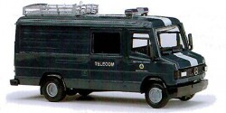 Mercedes Benz 507 Protection Civile Belgien