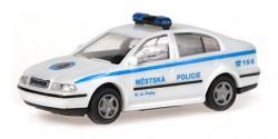 Skoda Octavia Mestska Policie Prag (CZ)