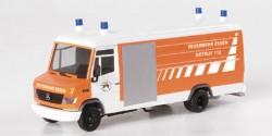 Mercedes Benz Vario Feuerwehr Löschrettung Essen