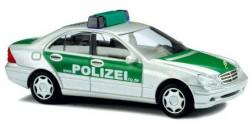 Mercedes Benz C-Klasse Polizei Rheinland-Pfalz