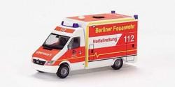 Mercedes Benz Sprinter RTW Feuerwehr Berlin