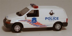 Dodge Ram Van Metropolitain Police Washington