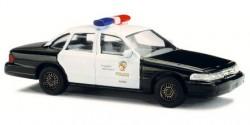 Ford Crown Victoria Los Angeles Police