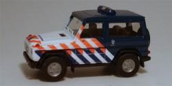 Mercedes Benz G-Modell Militärpolizei Niederlande