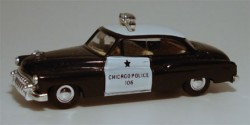 Buick 50s Chicago Police