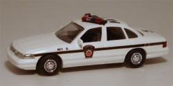 Ford Crown Victoria - Nr. 43 - Pennsylvania State Police