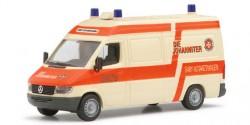 Mercedes Benz Sprinter Johanniter Baby-Notarztwagen