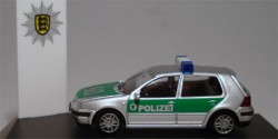 VW Golf IV Polizei Baden-Württemberg