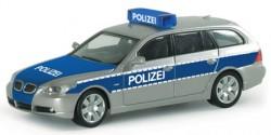 BMW 5er Touring Polizei Brandenburg