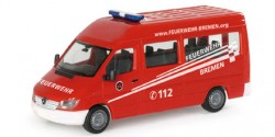 Mercedes Benz Sprinter MZF Feuerwehr Bremen