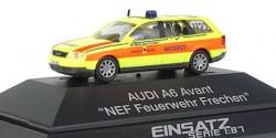 Audi A6 Avant NEF Feuerwehr Frechen