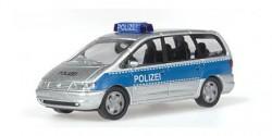 VW Sharan Polizei Hamburg