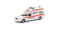 Mercedes Benz W210 Binz Ambulanz Siegburg KTW