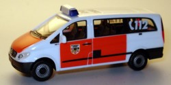 Mercedes Benz Vito NEF Feuerwehr Dortmund