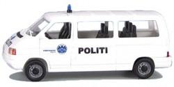 VW T4 Polizei Kopenhagen