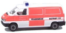VW T4 Feuerwehr Messe Hannover