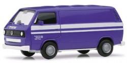 VW T3 Bus THW Halle