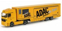 Mercedes Benz Actros LH Koffersattelzug ADAC Nordbayern