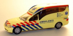 Mercedes Benz A2003 Binz Bronts Ambulance Service