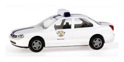 Ford Mondeo Polizei Belgien