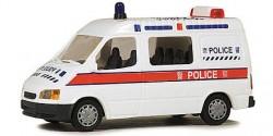 Ford Transit Polizei Hongkong