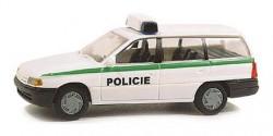 Opel Astra Caravan Polizei Tschechien