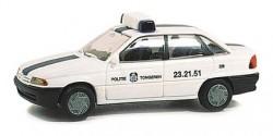 Opel Astra Politie Tongeren