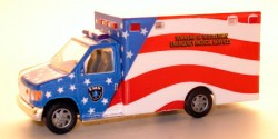 Ford E-350 Township of Middletown Ambulance