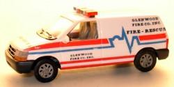 Dodge Ram Van Glenwood Fire Rescue