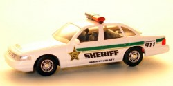 Ford Crown Victoria Hanover Sheriff