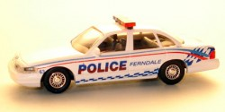 Ford Crown Victoria Ferndale Police