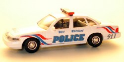 Ford Crown Victoria West Whiteland Police