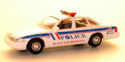Ford Crown Victoria Paterson Police