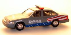 Ford Crown Victoria D.A.R.E. Sheriff