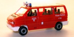 VW T4 MTW Feuerwehr Düsseldorf