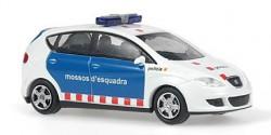 Seat Altea Policia mossos d'esquadra Spanien