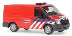 Ford Transit Brandweer Rotterdam