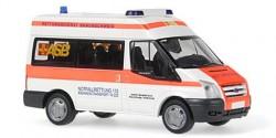 Ford Transit KTW ASB Braunschweig / Wolfenbüttel
