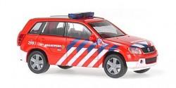 Suzuki Grand Vitara Brandweer Elburg