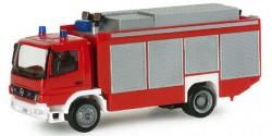 Mercedes Benz Atego RW2 Feuerwehr unbedruckt