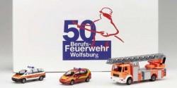 MAN L2000 DLK 23/12 Feuerwehr Wolfsburg