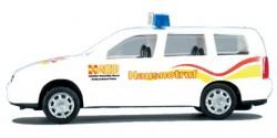 VW Polo Variant ASB Hausnotruf