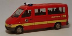 Mercedes Benz Sprinter MW 4 Feuerwehr Dortmund