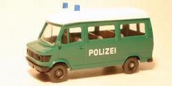 Mercedes Benz 207 D Polizei
