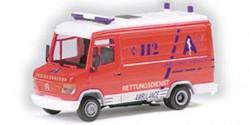 Mercedes Benz T2 Vario Ambulance Wiesbaden RTW