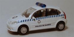 Citroen C3 Policia de Barrio, Spanien